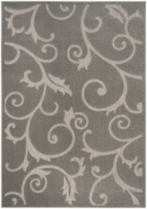 Safavieh Cottage Cot931c Grey - Light Grey Area Rug