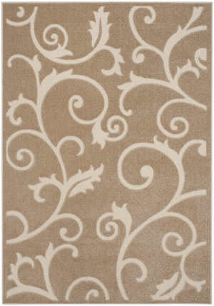 Safavieh Cottage Cot931l Light Beige - Cream Area Rug