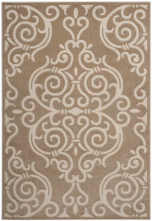 Safavieh Cottage Cot932l Light Beige - Cream Area Rug