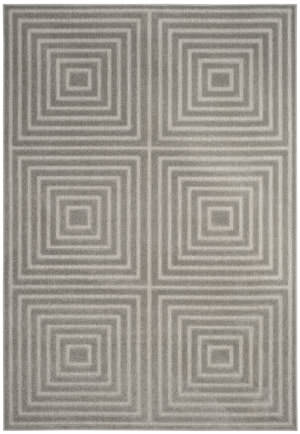 Safavieh Cottage Cot936g Light Grey - Grey Area Rug