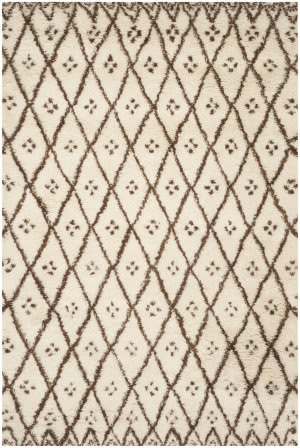 Safavieh Casablanca Csb839a White / Gold Area Rug