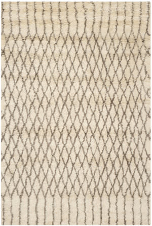 Safavieh Casablanca Csb860a White / Grey Area Rug