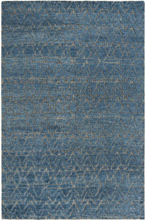 Safavieh Castilla Cst179a Blue - Cream Black Area Rug