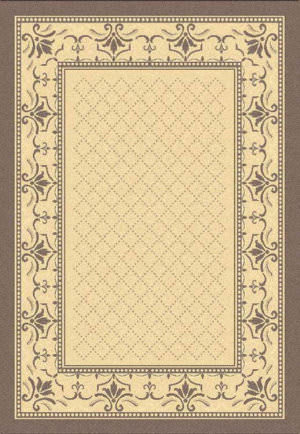 Safavieh Courtyard Cy0901-3001 Natural / Brown Area Rug