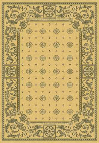 Safavieh Courtyard Cy1356-3001 Natural / Brown Area Rug