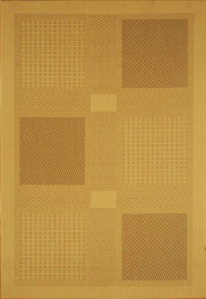Safavieh Courtyard Cy1928-3001 Natural / Brown Area Rug