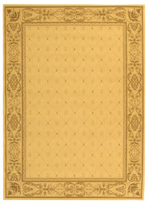 Safavieh Courtyard Cy2326-3001 Natural / Brown Area Rug