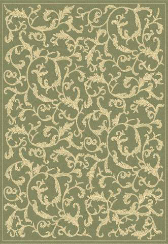 Safavieh Courtyard Cy2653-1e06 Olive / Natural Area Rug