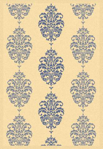 Safavieh Courtyard Cy2720-3101 Natural / Blue Area Rug