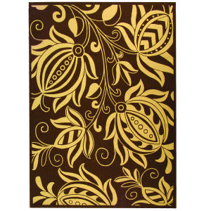 Safavieh Courtyard Cy2961-3409 Chocolate / Natural Area Rug