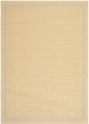 Safavieh Courtyard Cy5142-316 Yellow / Beige Area Rug