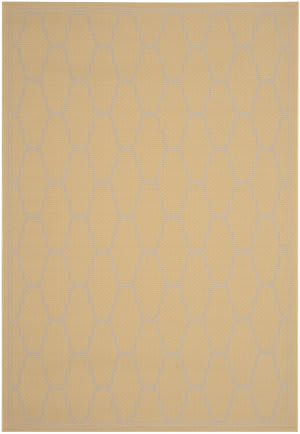 Safavieh Courtyard Cy6016 Yellow - Beige Area Rug