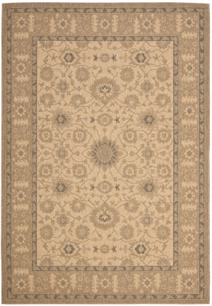 Safavieh Courtyard Cy6126-39 Natural / Gold Area Rug