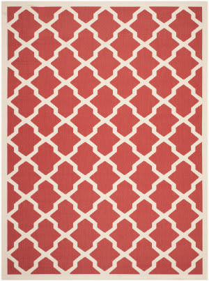 Safavieh Courtyard CY6903-248 Red / Bone Area Rug