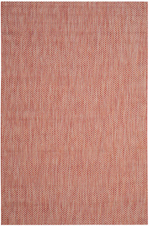 Safavieh Courtyard Cy8521 Red - Beige Area Rug