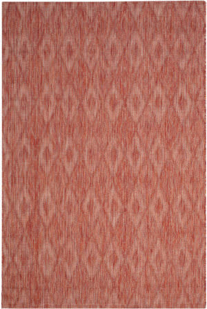 Safavieh Courtyard Cy8522 Red Area Rug