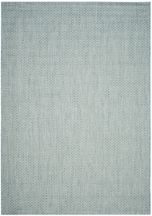 Safavieh Courtyard Cy8653 Light Blue - Light Grey Area Rug