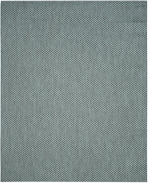 Safavieh Courtyard Cy8653 Turquoise - Light Grey Area Rug