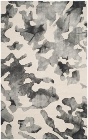 Safavieh Dip Dye Ddy517e Beige - Charcoal Area Rug