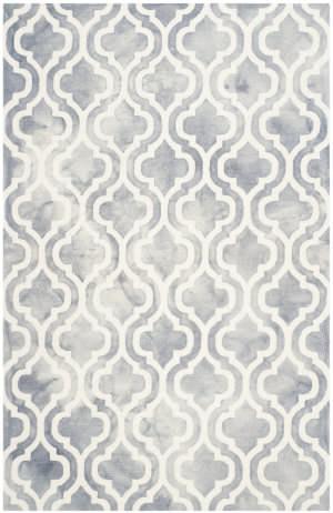 Safavieh Dip Dye Ddy537c Grey - Ivory Area Rug