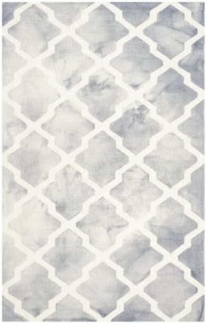 Safavieh Dip Dye Ddy540c Grey - Ivory Area Rug