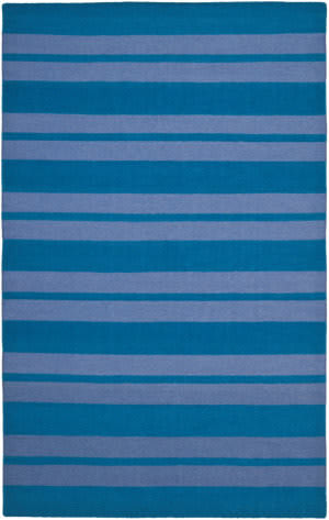 Safavieh Dhurries Dhu203a Turquoise - Lavender Area Rug