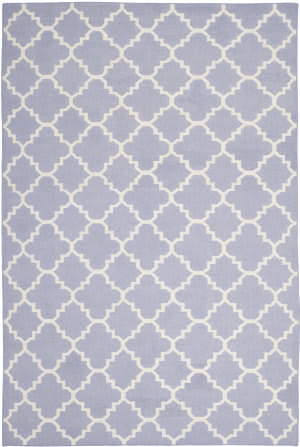 Safavieh Dhurries DHU554J Purple / Ivory Area Rug