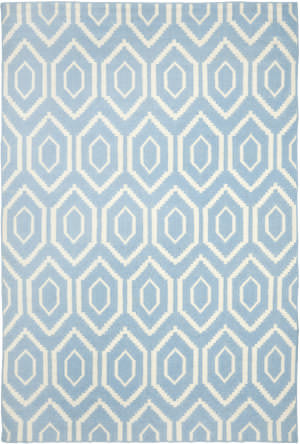 Safavieh Dhurries DHU556B Blue / Ivory Area Rug