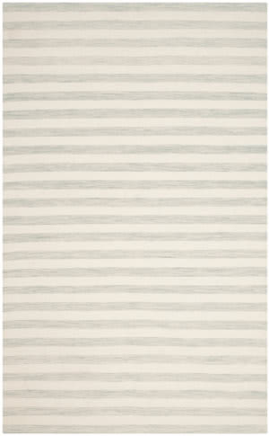 Safavieh Dhurries Dhu575g Light Blue - Ivory Area Rug