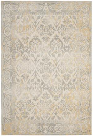 Safavieh Evoke Evk264d Ivory - Grey Area Rug
