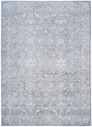 Safavieh Evoke Evk270z Silver - Ivory Area Rug