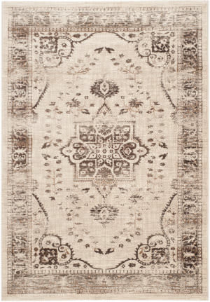 Safavieh Evoke Evk509b Beige - Brown Area Rug