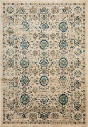 Safavieh Evoke Evk515f Beige - Turquoise Area Rug