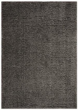 Safavieh Flokati Shag 900 Flk950h Charcoal Area Rug