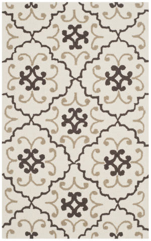 Safavieh Four Seasons Frs234m Ivory - Grey Area Rug
