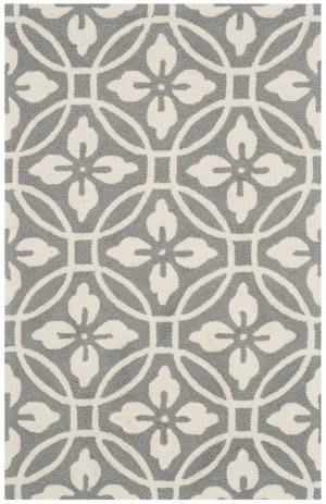 Safavieh Four Seasons Frs236b Grey - Ivory Area Rug