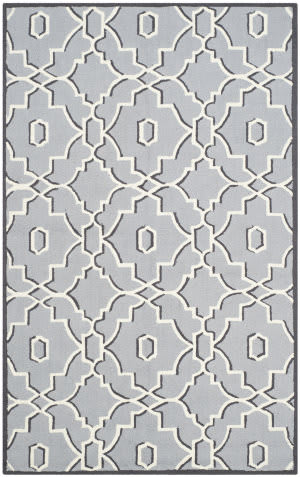 Safavieh Four Seasons Frs237b Grey - Ivory Area Rug