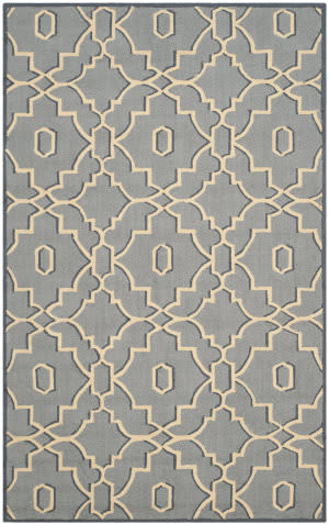 Safavieh Four Seasons Frs237g Light Blue - Ivory Area Rug