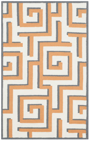 Safavieh Four Seasons Frs240l Ivory - Brown Area Rug