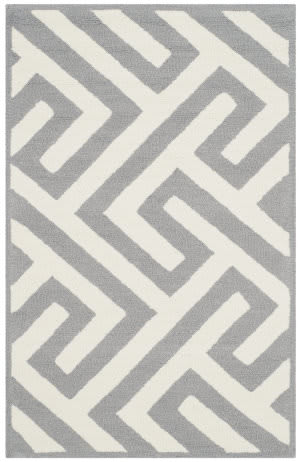 Safavieh Four Seasons Frs241m Ivory - Grey Area Rug
