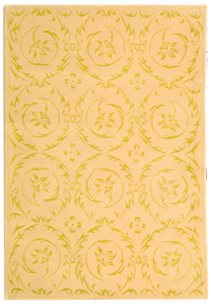 Safavieh French Tapis FT226A Gold Area Rug