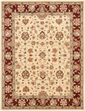 Safavieh Heritage HG965A Ivory - Red Area Rug