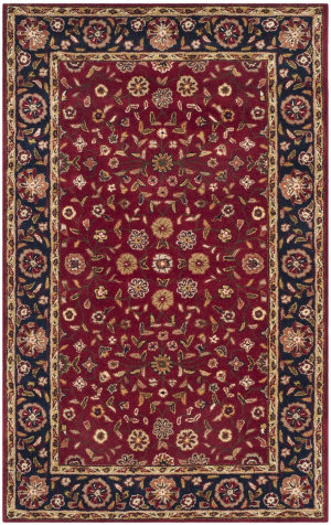 Safavieh Heritage HG966A Red - Navy Area Rug