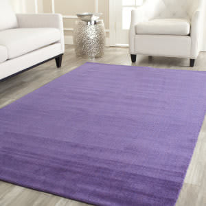 Safavieh Himalaya HIM610B Purple Area Rug
