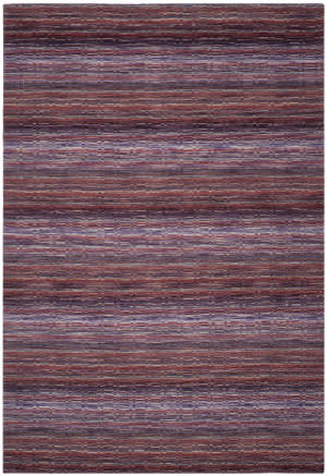 Safavieh Himalaya Him702a Purple / Multi Area Rug