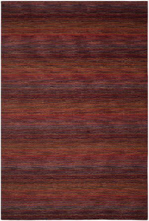 Safavieh Himalaya Him703a Red / Multi Area Rug