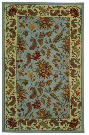 Safavieh Chelsea HK141D Light Blue Area Rug