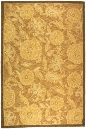 Safavieh Chelsea HK156A Light Brown Area Rug