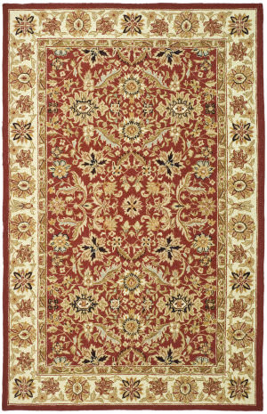 Safavieh Chelsea HK157A Red / Ivory Area Rug