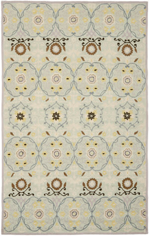 Safavieh Chelsea HK727C Light Blue / Ivory Area Rug